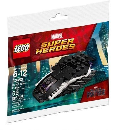 LEGO Marvel Super Heroes Royal Talon Fighter 30450