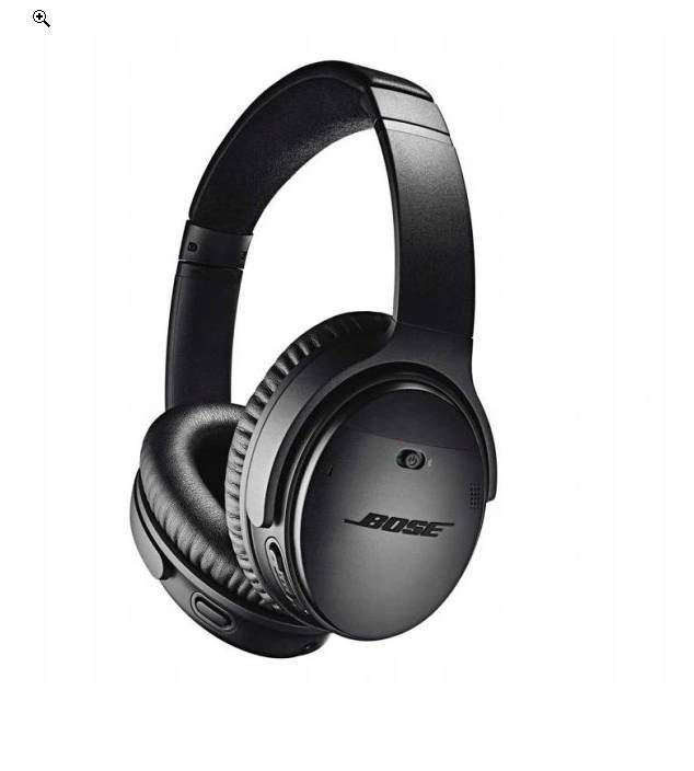 BOSE Headphones QC 35 II Black