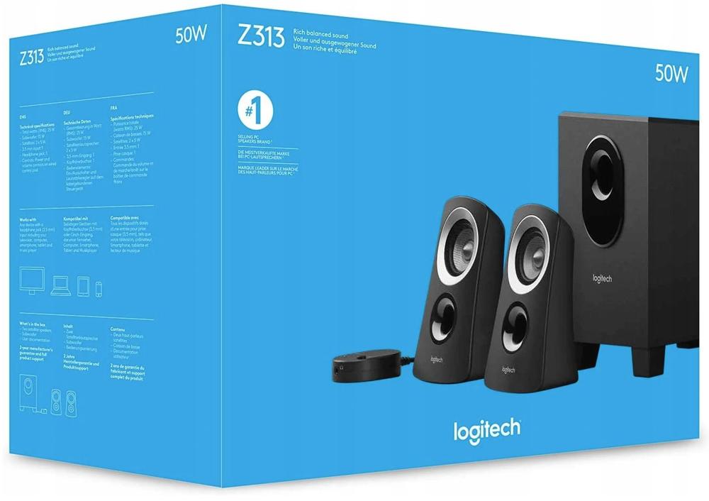 Logitech Speaker Z313