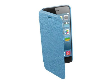 Etui Book Color do iPhone 6 niebieski