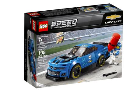 LEGO Speed Champions Chevrolet Camaro 75891
