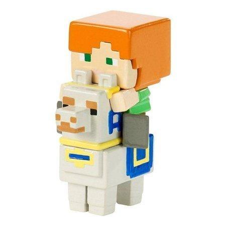 Minecraft mini figurka deluxe Alex na Lamie FVH13