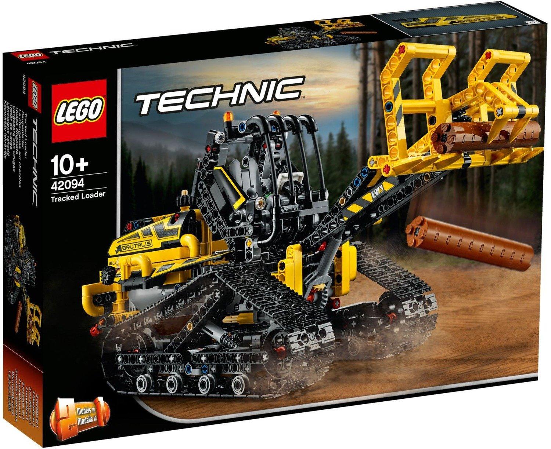 Klocki Lego Technic Koparka Gąsienicowa 2w1 42094 Zabawki