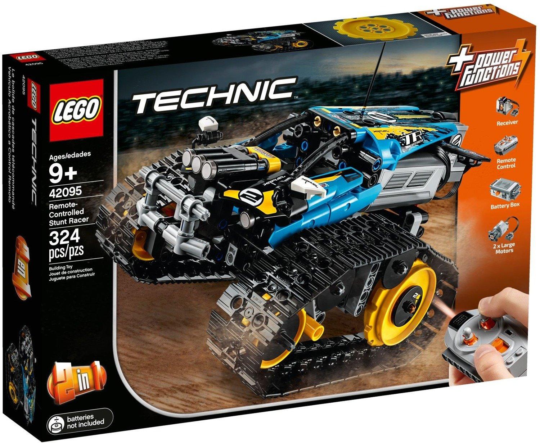 Klocki Lego Technics Wyścigówka Kaskaderska Rc 42095 Zabawki