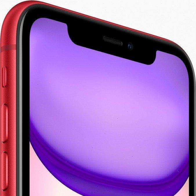 APPLE IPHONE 11 128GB Czerwony (MWM32ZD/A)