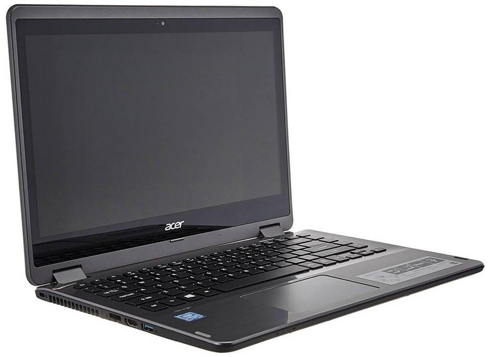 """Acer Aspire R14 R3-431T-P2F9 14"""" dotyk 2w1 Intel Pentium 3556U 1.7 GHz / 4 GB RAM / 500GB HDD"""