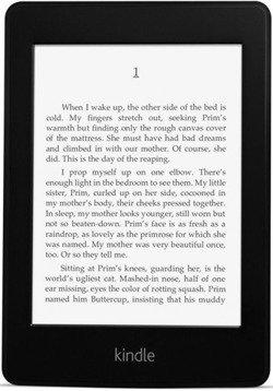 Amazon Kindle Paperwhite 3G czarny
