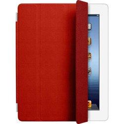 Apple iPad Smart Cover Leather MD304 czerwony