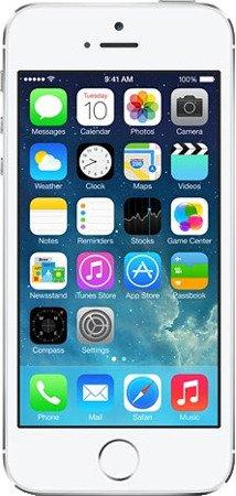 Apple iPhone 5S 64GB srebrny