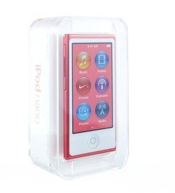 Apple iPod nano 16GB MD475 różowy