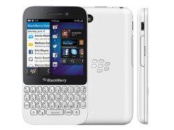 BlackBerry Q5 biały
