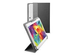 """Etui FLEXY typu książkowego dedykowane do tabletów Samsung Galaxy Tab 10-10.5"""" - czarny"""