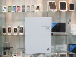 Huawei Ascend P6 biały