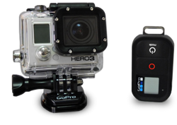 Kamera GoPro Hero 3 Black Edition SURF