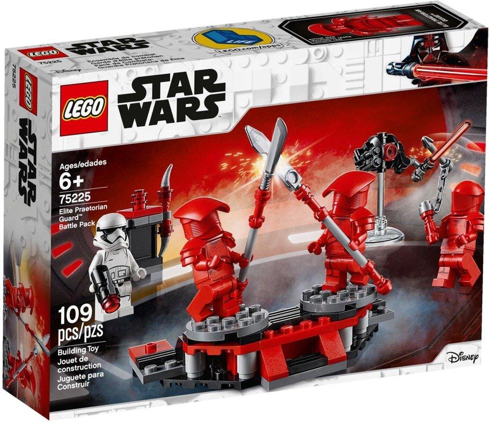 Klocki LEGO STAR WARS - Elitarni gwardziści pretorianie - 75225