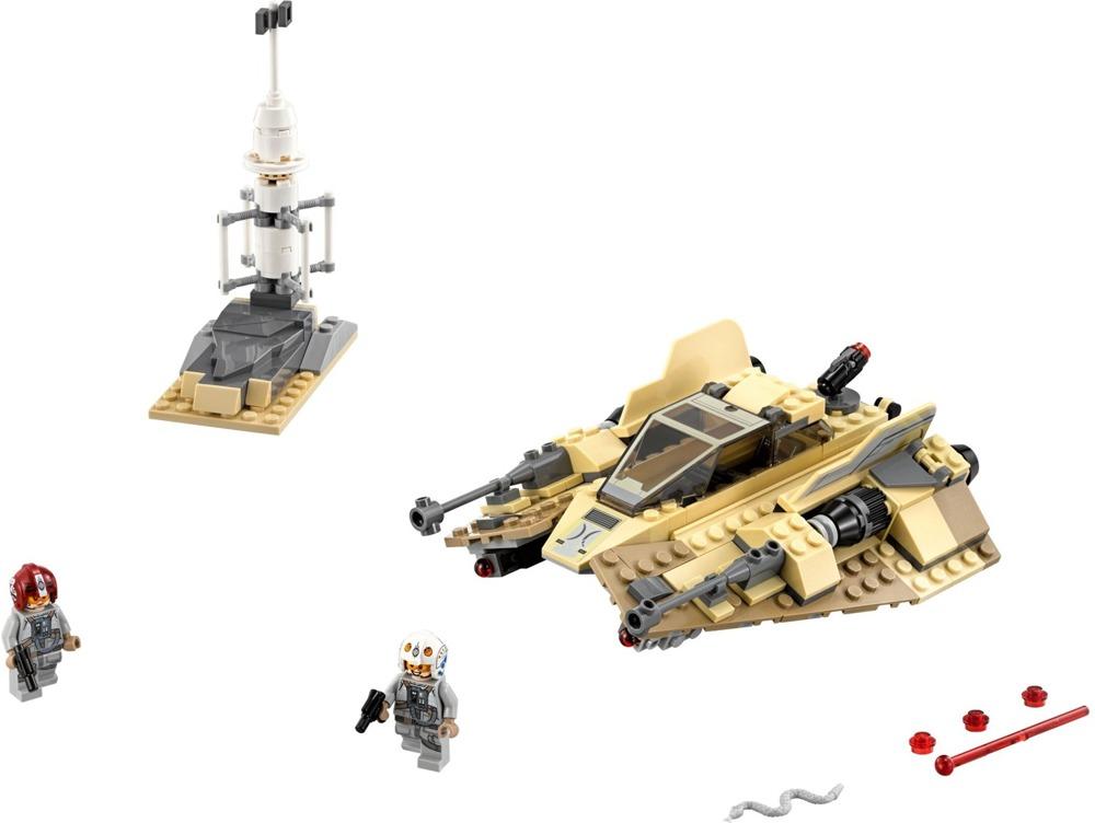 Klocki LEGO STAR WARS - Ścigacz piaskowy - 75204