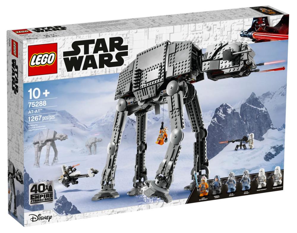 Lego maszyna krocząca AT-AT 75288