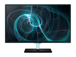 "Monitor Samsung 22"" LED + tuner TV"