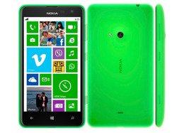 Nokia Lumia 625 zielona