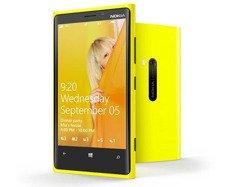 Nokia Lumia 920 żółta