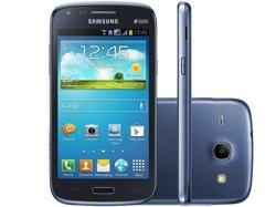 Samsung Galaxy Core Duos GT 8262 niebieski