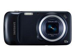 Samsung Galaxy S4 ZOOM czarny +battery pack +etui