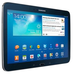 """Samsung Galaxy Tab 3 10.1"""" 16GB P5210 WIFI czarny"""