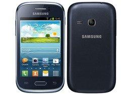 Samsung Galaxy Young GT S6310 niebieski