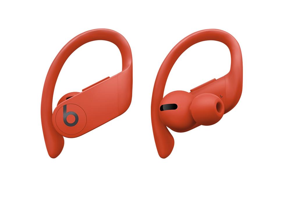 Słuchawki Beats Powerbeats Pro Totally Lava Red