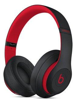 Słuchawki nauszne BEATS BY Dr. DRE Solo3 Wireless - The Beats Decade Collection - Defiant Black-Red Czarno-Czerwony