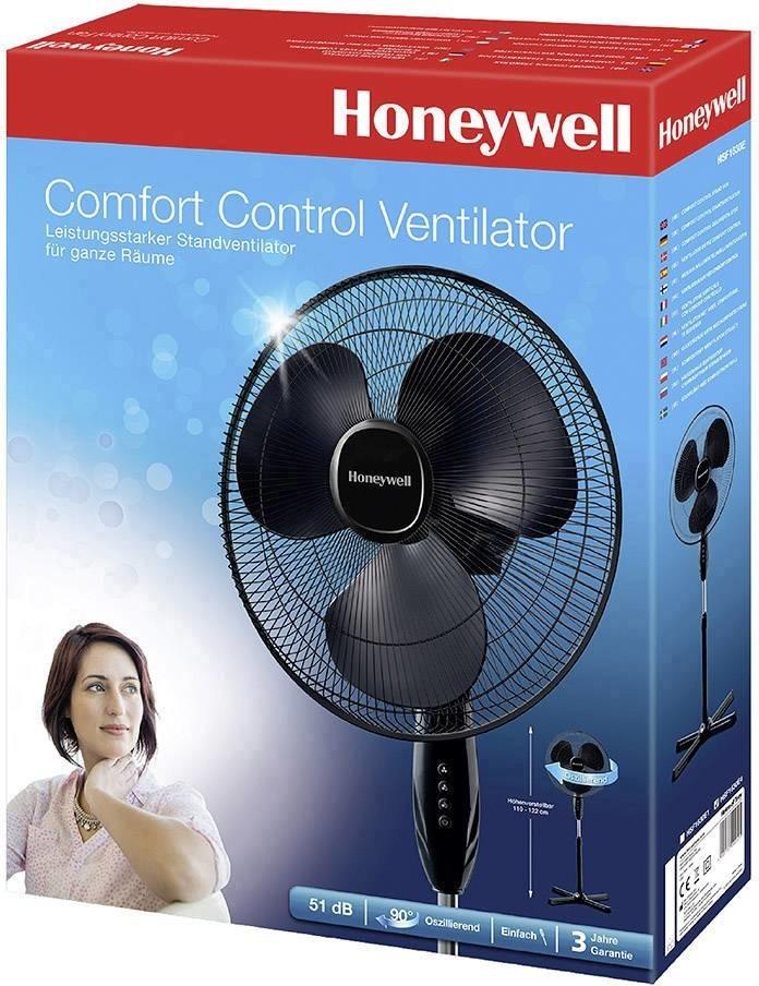 Wentylator Honeywell HSF1630E4 - QUIET SET